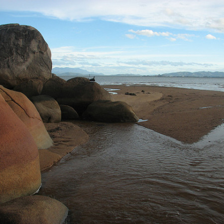 Picnic Bay on Magnetic Island by BotheredByBees