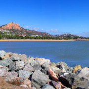 The Townsville Strand by John Skewes