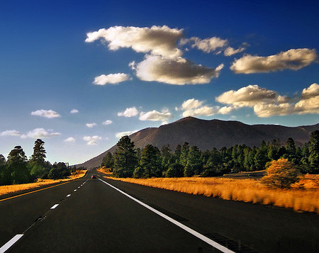 The Open Highway by by Nicholas_T on Flickr