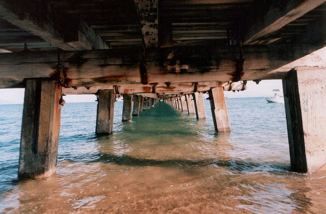The Pier at Magnetic Island by TamsinSlater Flickr