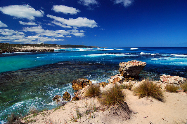 Hanson Bay on Kangaroo Island by Wayne England on Flickr
