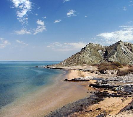 Khezr Beach Hormoz Island Persian Gulf Iran Hamed Saber