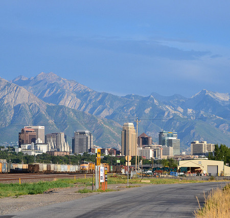 Salt Lake CIty By Garrett on Flickr