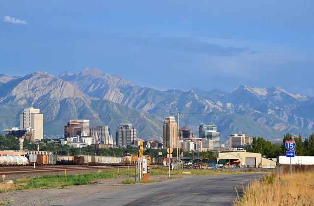 Salt Lake CIty By Garrett on Flickr
