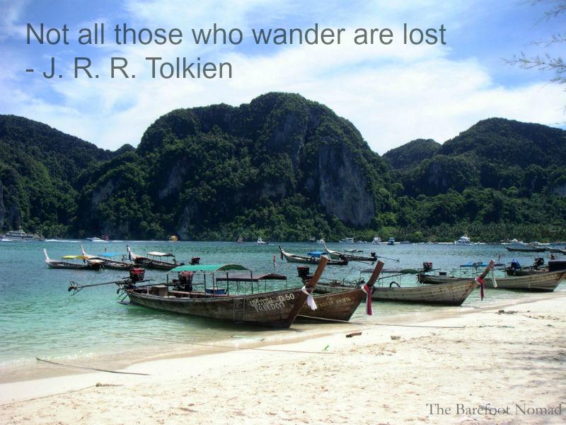 Tolkien Ko Phi Phi Thailand