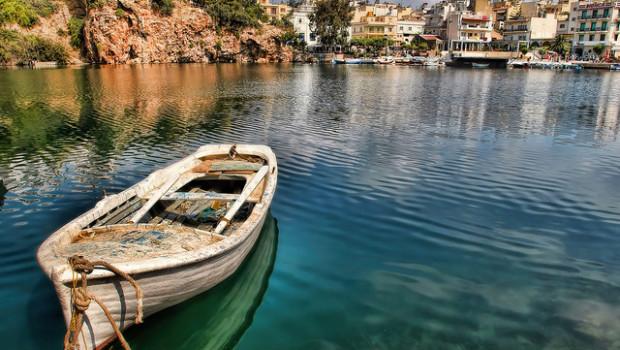 Agios Nikolaos Lasithiou Crete Greece